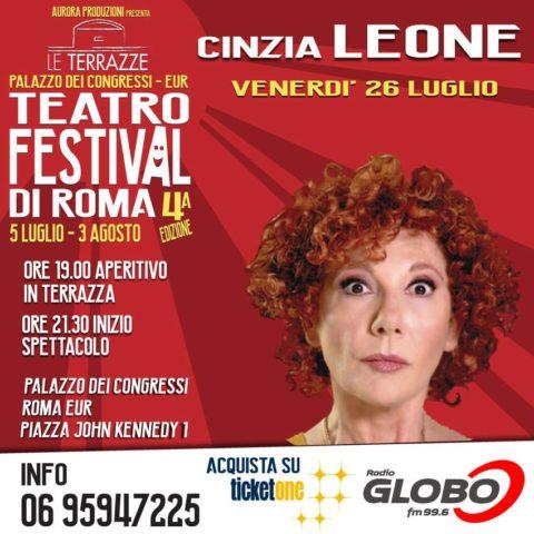 Le Terrazze Teatro Festival - Cinzia Leone