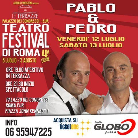 Pablo & Pedro - Locandina