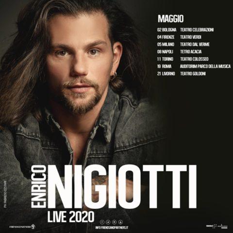 Enrico Nigiotti - Locandina