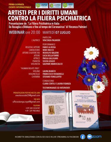 Evento filiera psichiatrica - Locandina